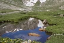 US: Mountain + Coastal West / the beauty of the Rocky Mountains -- trails to run, mountains to hike + lakes to kayak -- Colorado, Wyoming, Montana, New Mexico, Utah, Idaho, Arizona, Nevada, California, Oregon, Washington