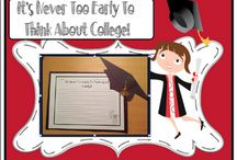 Graduating/College / by Millie Parnell