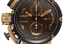 Watches u-boat