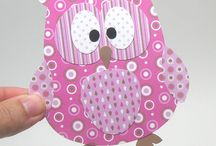 Hobby: Owl crafts / by Wendy Wierenga