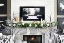 DIY Holiday Decor Ideas / Decorate your home for the holidays with unique, classy, luxurious DIY style ideas from designers.