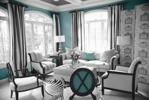 Interior Design / Love the styles of designing a home!
