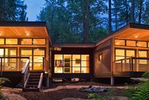 Modern Modular Homes / by Michael Wright