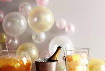 Ünnepi ötletek: Újév / Vidám dekorációs ötletek újévi parikhoz / by Csorba Anita