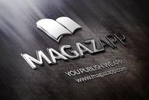 MAGAZAPP Logos