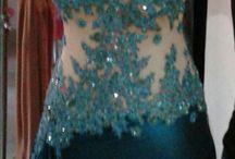Kiki adam / menerima jahitan dan menjual gaun latin dan gaun lainnya