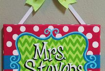 teacher gifts / by April Anderson