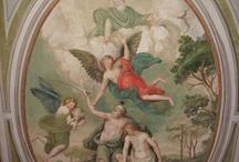 Abramo – Sacrificio di Isacco – Siena, centro storico