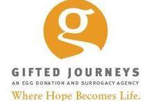 Gifted Journeys Egg Donation and Surrogacy / Where Hope Becomes Life. www.giftedjourneys.com