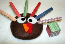 Fall/Thanksgiving Ideas / by Jennifer Rowley