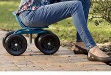 Garden  wheeler