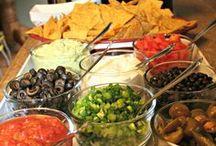 Super Bowl / Super bowl party, snacks, food