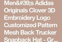 Adidas trucker