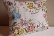 Crewel Embroideries