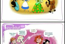 Disney Princess Comix