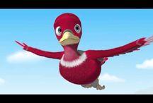 Kuş Çizgi Filmleri