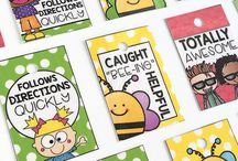 Teaching: Brag Tags