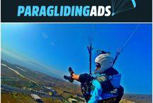 Paragliding Tenerife / paraglidingads.com