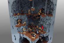 Lego ideoita
