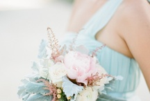 Wedding style - Mint Maids / Inspiration for styling your maids in Mint tones
