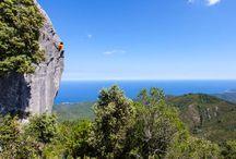 Familienurlaub auf Korsika: Campen, Klettern, Surfen, Wandern... / Korsika mit Kindern: Unterkünfte und Aktivitäten für Groß und Klein