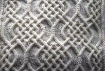 pletené, háčkované