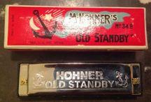 Vintage Harmonicas