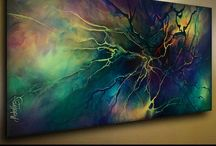 Yağlıboya tablo