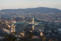 Budapest / Budapest from Gellert Hill http://www.pbase.com/helenpb/budapest www.budapestdaytrips.com