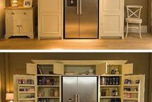 Kitchen pantry...  / by Tiffany Mendiola:)