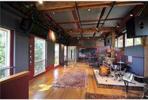Music Studio Inspiration & Ideas