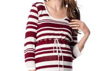 NEW ARRIVAL SWEATERS / by Motherhood Maternity