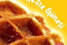 Yaza Doğru, Yine Waffle Dolu!