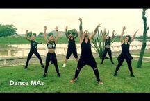#zumba fitness / no es un ejercisio mas es un estilo de vida!!!
