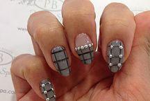 маникюр и педикюр (manicure and pedicure)