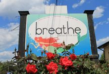Breathe / One of Pawleys Island's most eclectic boutique and cafe.