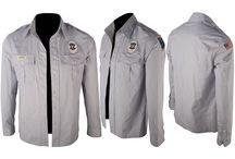 Stranger Things costumes / Stranger Things Eleven EL dress Jim Hopper uniform shirt Police Chief cosplay costume daily use