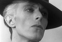 David Bowie / by Andrew Thompson