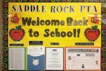 bulletin board for pto