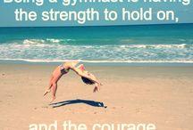 Gymnastik - ikke for svagelige / Den mest fascinerende sport i verden