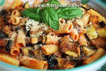 Primi piatti / Primi piatti tipici della cucina siciliana