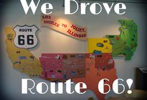 Route 66 - The Iconic American Road Trip / We share the highlights of Route 66.  We drove the route from Illinois to California.  It's truly the iconic American road trip.