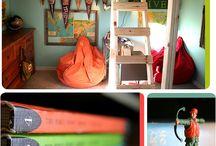 boy's room ideas