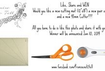 Promise not to tell / www.facebook/PromiseNot2Tell Craft supplies and discounted Pre-Orders