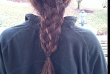 hair, beauty, and style / by Holly