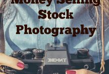 Earn money with stock photography / Make money taking pictures and selling them to stock photo agency