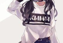 nanime girl