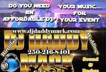 Affordable DJ Service for your Event / #yyj #djdaddymack #weddingDJ #affordableDJ #eventDJ #vancouverisland #staffparty #djdaddymackspacemusicbar #www.wedepradio.com #www.wssrradio.com