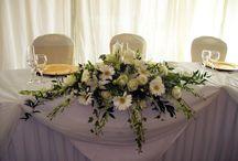 Head Table Ideas / #Sweethearttables