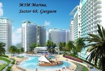 M3M Marina Location Map in Sector 68 Gurgaon / M3M Marina is a residential multistory housing project located at sector 68 near Sohna road in Gurgaon.Total land area of 15 acres with central Green of 7 acres and best in class club house.marina residencial provides all kinds of Residential apartments.